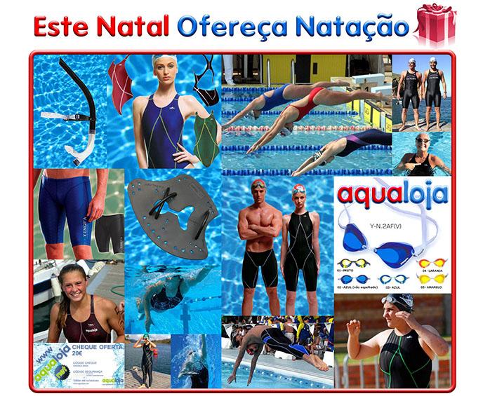 aqualoja: equipamento de natação